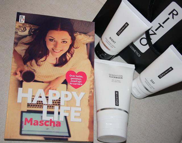 Happy Life Mascha blog boek