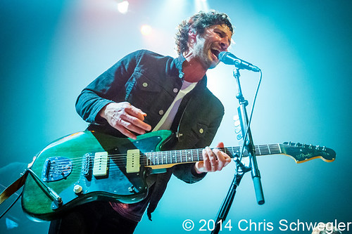 Sam Roberts Band - 04-26-14 - The Fillmore, Detroit, MI