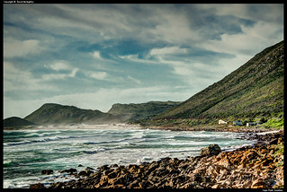 Cape Point Coastline