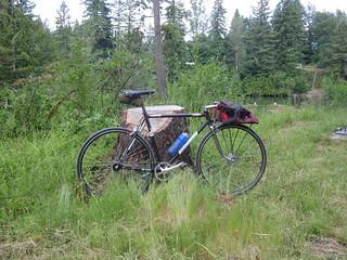 Estacada Lake IGH project bike