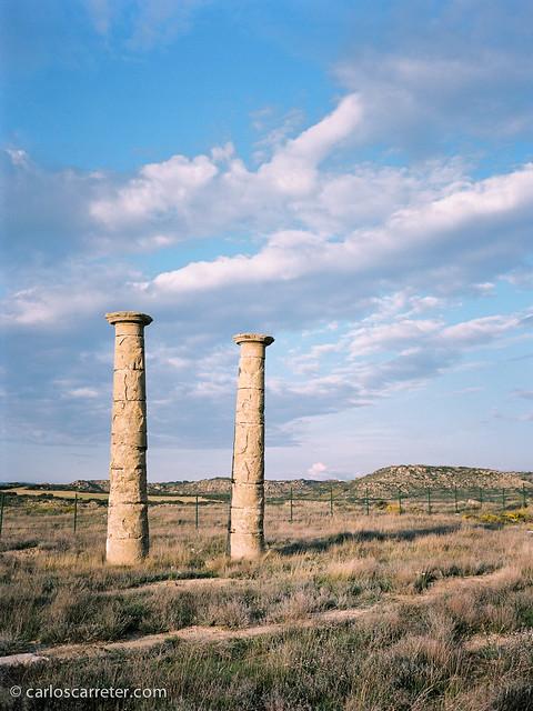 Yacimiento arqueológico de Los Bañales