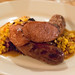 Small photo of Legume - Kielbasa and polenta