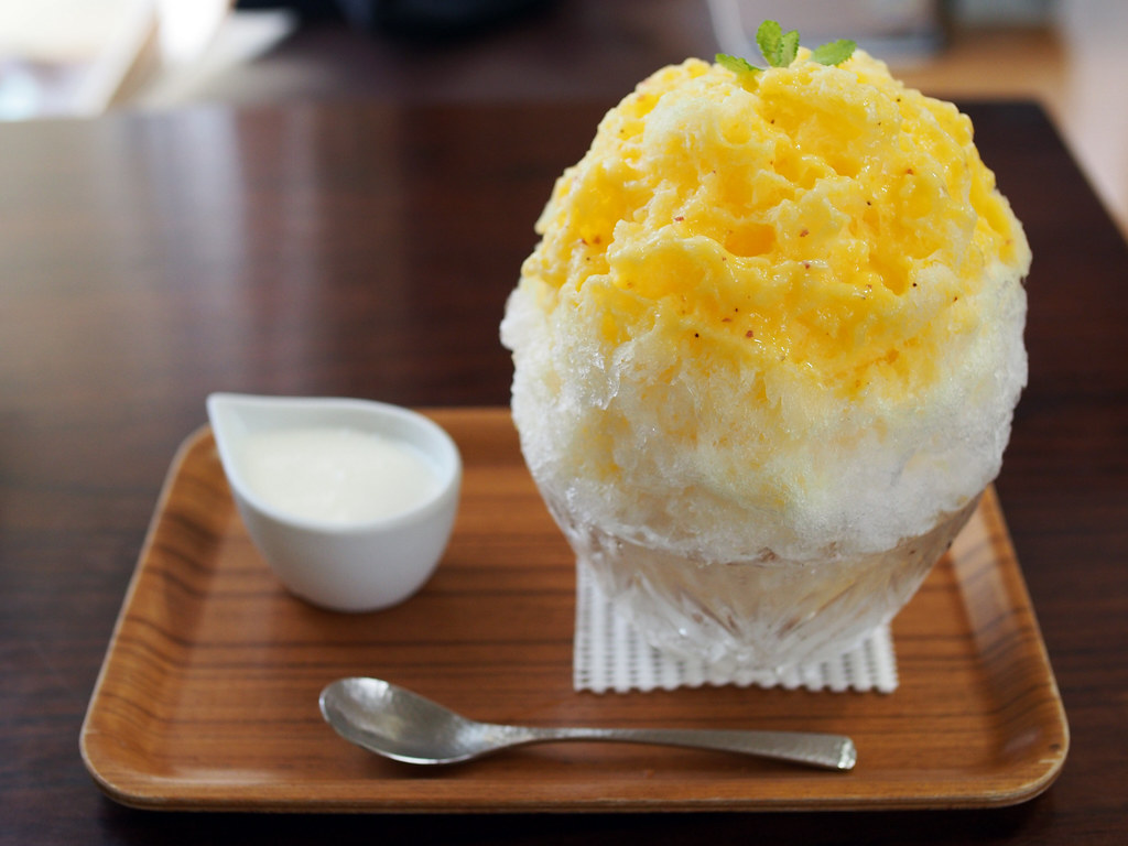 Japanese Ice Shaved | Kansai Mixed Juice Ice