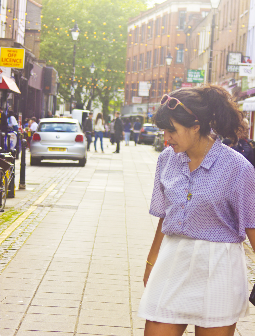 exmouth market lilac top