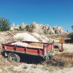 Exploration by feet at #cappadocia #travel #wandering