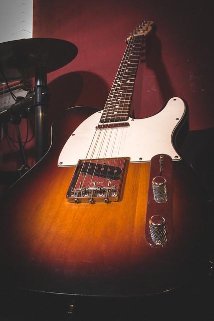 Photo:Fender Telecaster By David G. Ballesteros