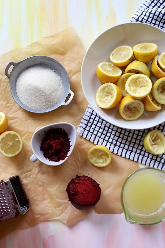 Beet Lemonade