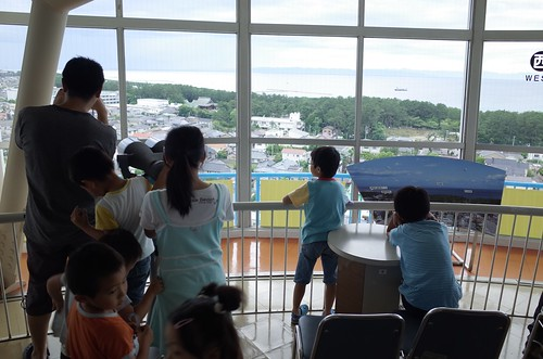 さよなら日本海タワー