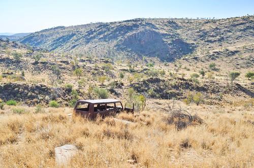 Khomas highland, Namibia