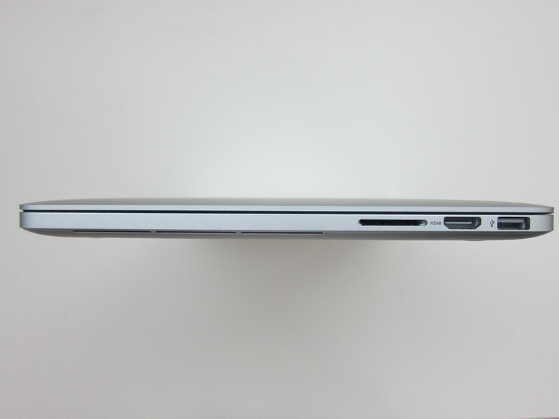 Apple MacBook Pro Retina (Late 2013) - Right