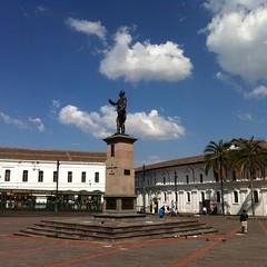 Plaza de Santo Domingo #vueltazo por #quito #ecuador