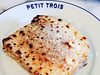 Croque Monsieur at Petit Trois