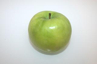 12 - Zutat Apfel / Ingredient apple