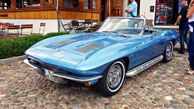 Corvette (C2)