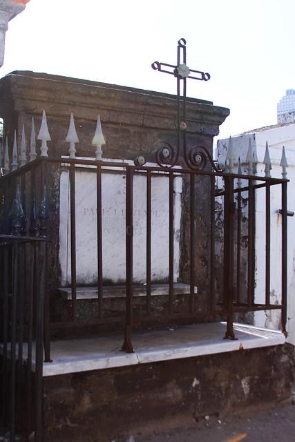 Saint Louis Cemetery #1, New Orleans, Louisiana
