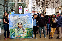 Solidarity Rally With the Lakota at Standing Rock 11-15-2016  195