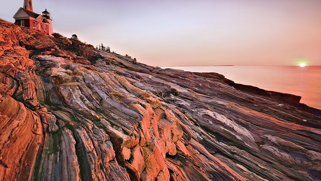 Painterly Pemaquid
