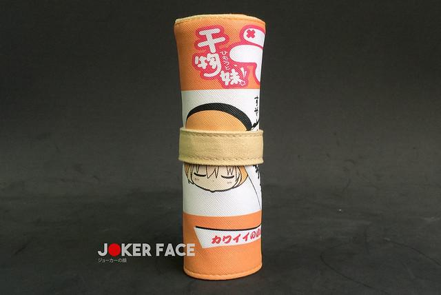 Hộp bút vải cuộn loại 2 Umaru