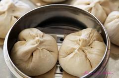 Vegan Char Siu Bao 素叉烧包