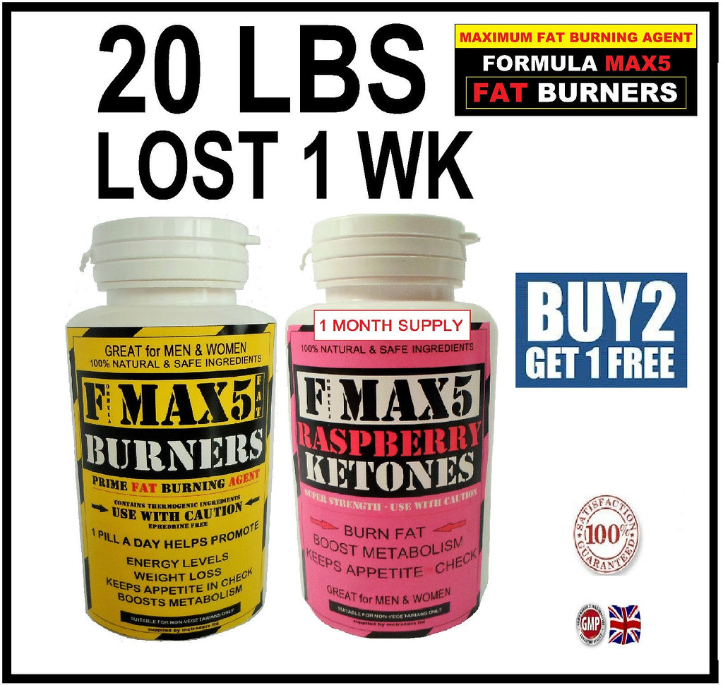 Strong Weight Loss Diet Pills Slimming Fat Burners Tablets Flickr
