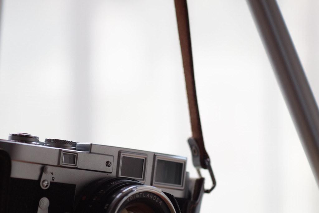 Leica M3 and NOKTON classic 35mm F1.4 S.C