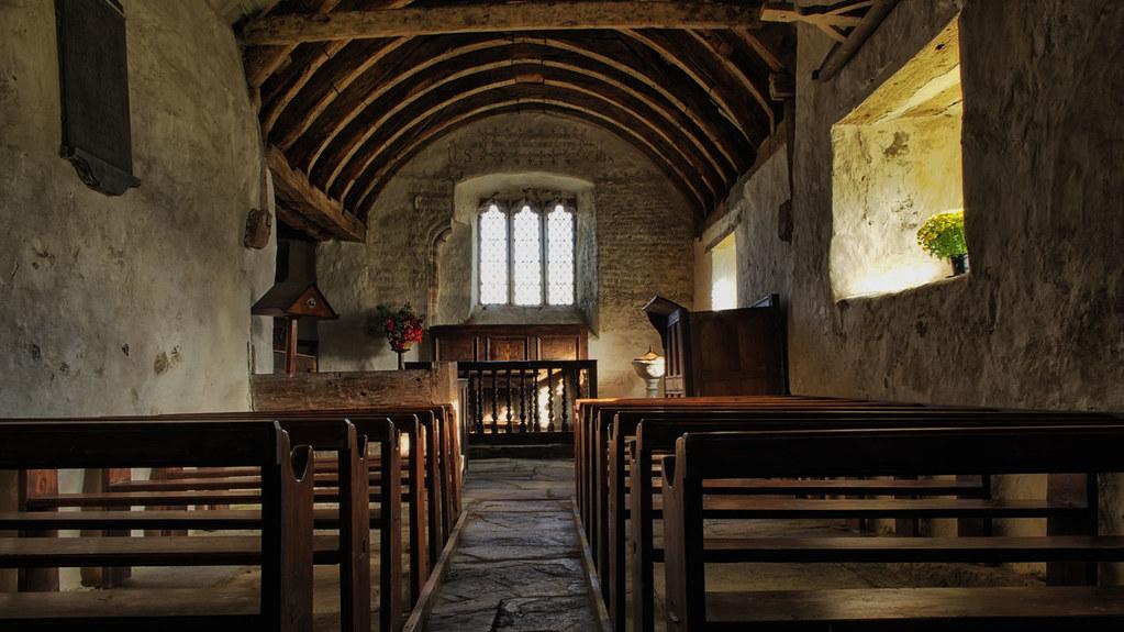 Llangelynin Interior