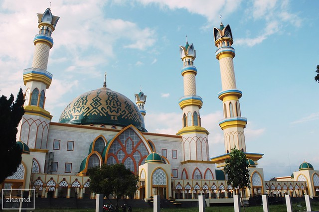 NTB ISLAMIC CENTER