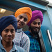 United colors of turbans