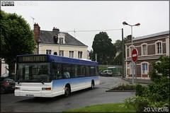 Heuliez Bus GX 317 - TEL (Transport d'Eure-et-Loir) (Transdev) / Nobus n°70799, ex Aéroport Marseille Provence