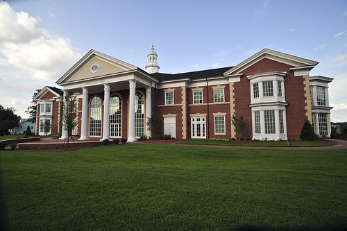 SCHOOL OF ED[1] by HIGH POINT UNIVERSITY