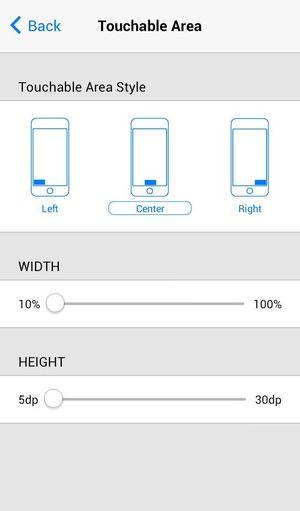 Control Center из iOS 7 для Android