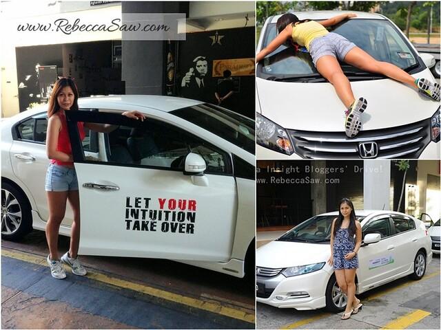 honda drive bloggers rebecca saw
