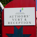 Welcome to the Authors' Yurt |