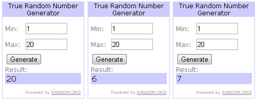 random 1