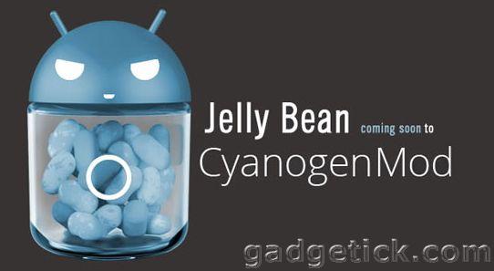 CyanogenMod 10.2 на Android 4.3