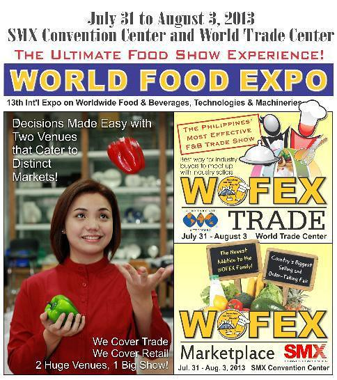 World Food Expo 2013