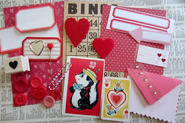 red heart kit 1