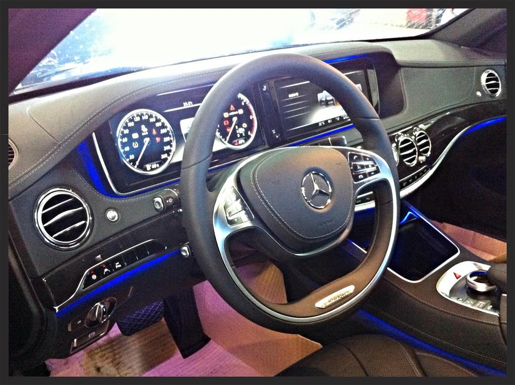 Nouvelle Mercedes Classe S350 Lakaire Flickr