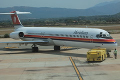 airline, aviation, airliner, airplane, vehicle, mcdonnell douglas dc-9, mcdonnell douglas md-80, jet aircraft, boeing 717,