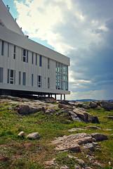 The Fogo Island Inn