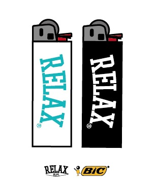 RELAX ORIGINAL 2nd Lighter