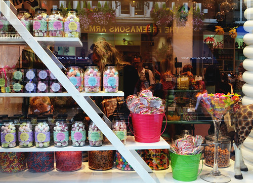 sugarsin, covent garden.