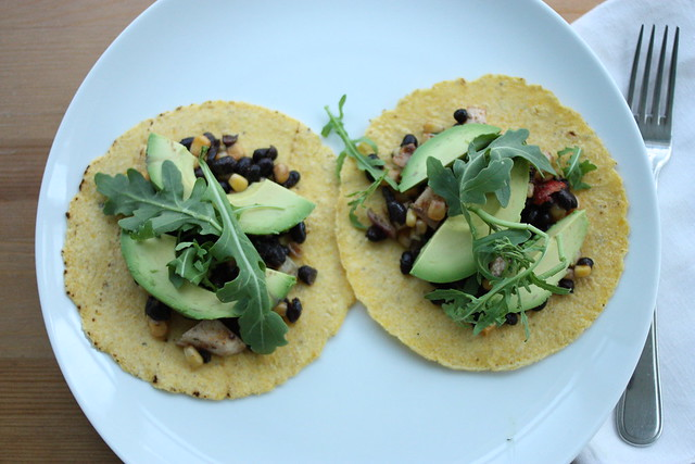 Tostadas from Food52
