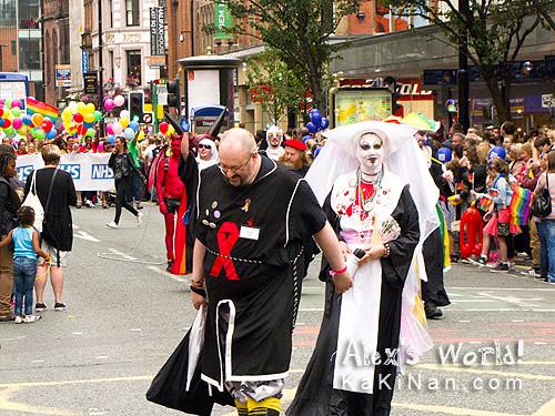 Pride Day 2013 - Goth