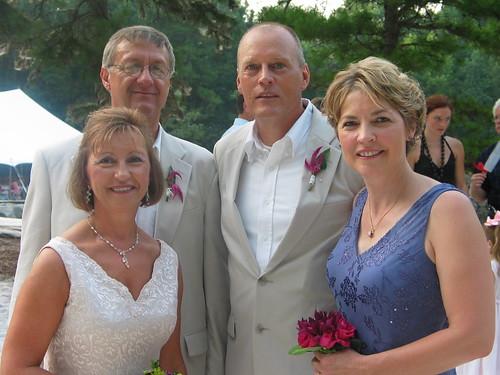 Thomas & Leslie's Wedding Aug '05 135