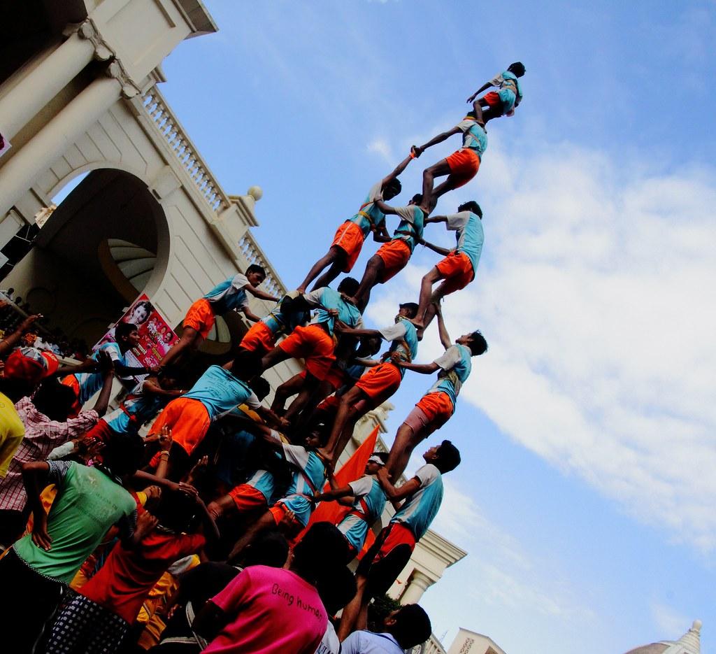 Govinda in colours