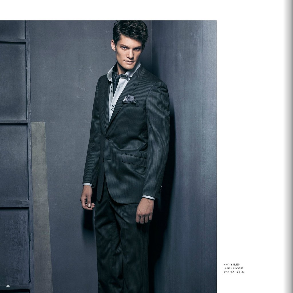 m.f.editorial Men's Autumn Collection 2013_015Danny Beauchamp, Kye D'arcy