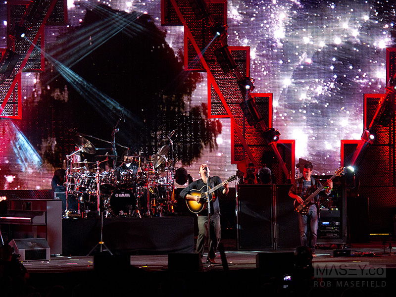 The Dave Matthews Band's amazing final night performance.