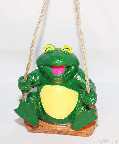 Swinging Frog - After