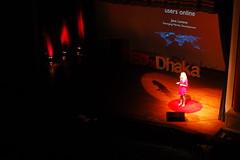 Jana Levene at TEDxDhaka 2013